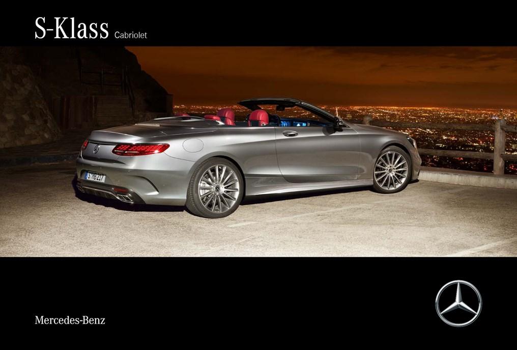 S-Klass Cabriolet