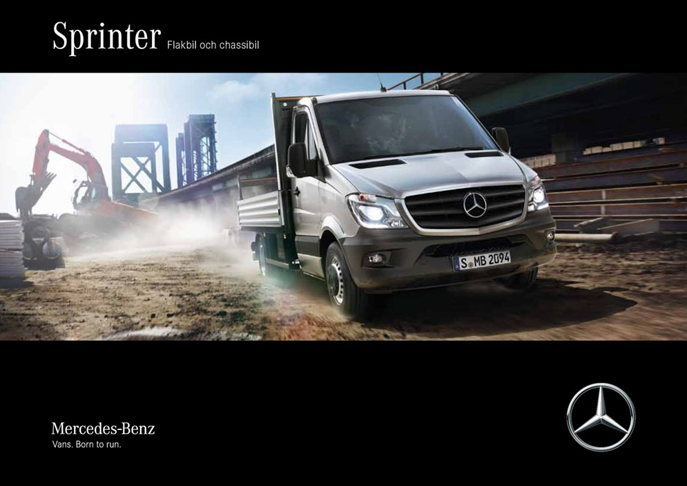 Sprinter Pickups Chassis