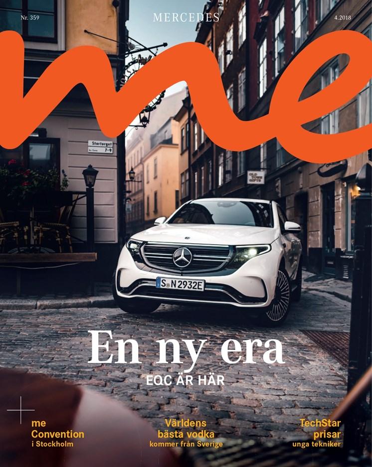 Mercedes me 4 2018