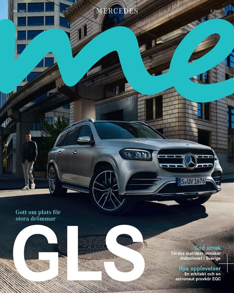Mercedes me 3 2019