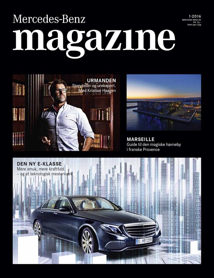 Magazine 1 - 2016
