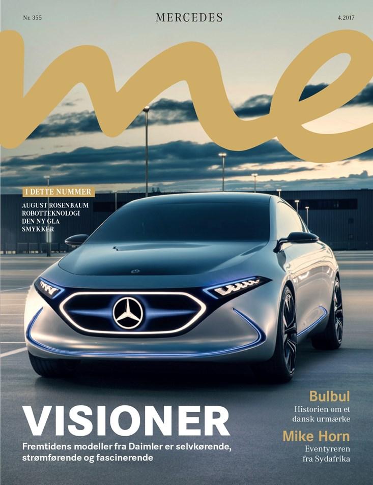 Mercedes me 4 2017