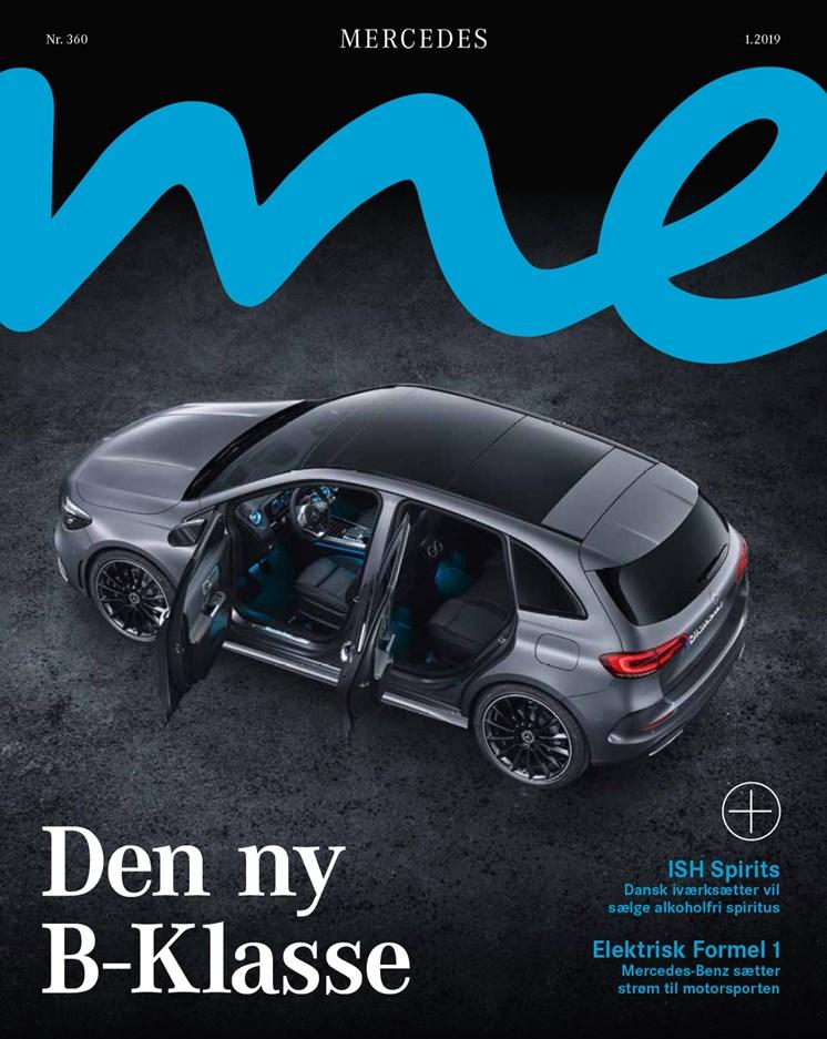 Mercedes me 1 2019