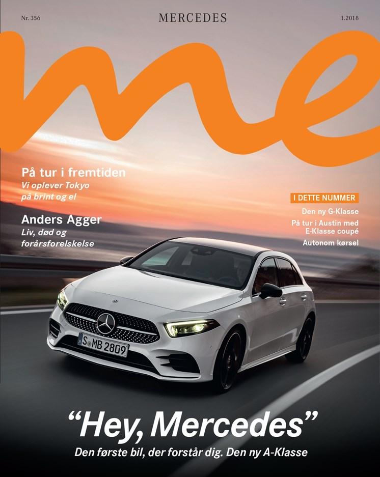 Mercedes me 1 2018
