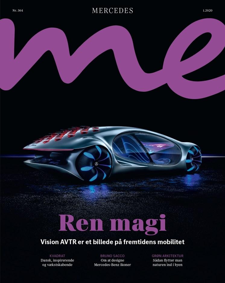 Mercedes me 1 2020
